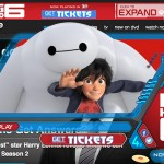 Big Hero 6 3d Overlay
